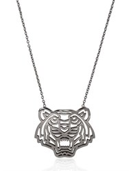 Kenzo Tiger Pendant Necklace