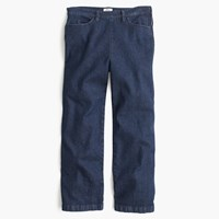 J.Crew Side Zip Rayner Jean In Norwood Wash