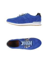 Kowalski Low Tops And Trainers Azure