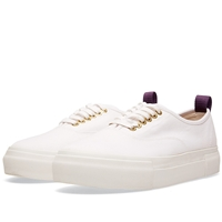 Mother Canvas Sneaker White
