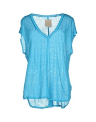 Chaser T Shirts Turquoise