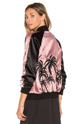 Lovers Friends X Revolve The Exclusive Bomber Mauve