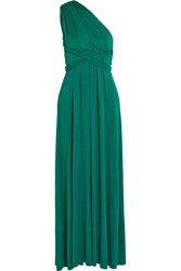 Tart Collections Infinity Stretch Modal Jersey Maxi Dress Green