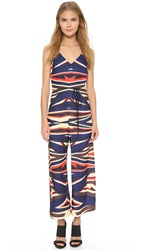 Clover Canyon Dynamic Sunset Jumpsuit Multi