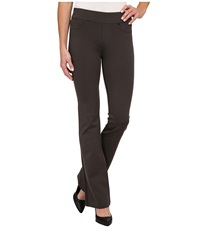 Liverpool Kimberly Pull On Ponte Bootcut Magnet Grey Women's Casual Pants Gray