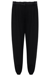 Twisty Parallel Universe Double Jersey Loose Fit Pants