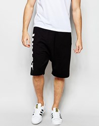 Izzue Shorts With What Print Black