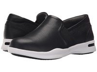 Softwalk Vantage 3.5 Black Nappa Tumbled Leather 2 Women's Shoes