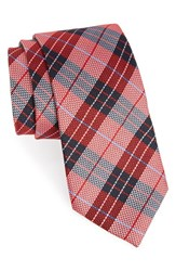Men's Nordstrom Men's Shop 'Palazzo Plaid' Silk Tie