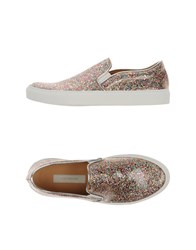 L'autre Chose L' Autre Chose Footwear Low Tops And Trainers Women Silver