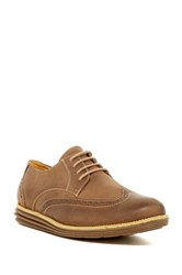 Sandro Moscoloni Ron Wingtip Oxford Brown
