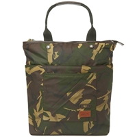 Fred Perry X British Millerain Zip Tote Hunting Green