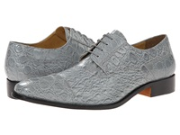 Giorgio Brutini Hearst Gray Men's Dress Flat Shoes