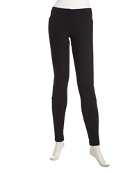 L.A.M.B. Neoprene Stirrup Pants Black