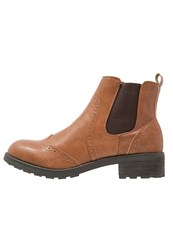 New Look Bronte Ankle Boots Tan