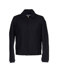 Gianfranco Ferre Gf Ferre' Jackets Dark Blue