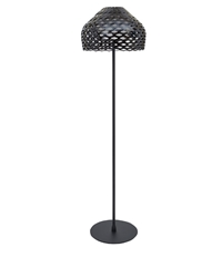 Flos Lighting Black Tatou Standing Floor Lamp Home Liberty.Co.Uk