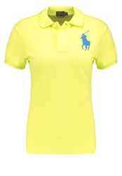 Polo Ralph Lauren Shirt Neon Yellow