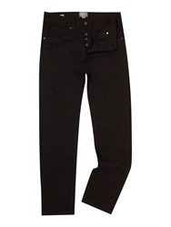 Linea Leyland Slim Fit Jean Black