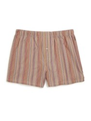Paul Smith Striped Shorts Multi