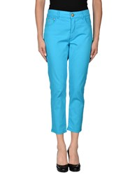 Marani Jeans Trousers Casual Trousers Women Azure