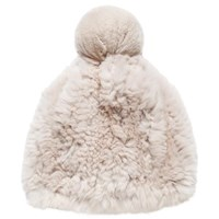 Glamourpuss Nyc Super Slouch Hat Oatmeal