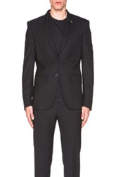 Givenchy Suit Blazer In Black