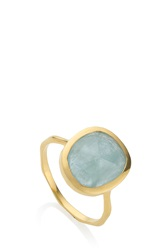Monica Vinader Medium Siren Stacking Ring