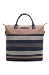 Want Les Essentiels 'Ohare' Tote Bag Multi Blanket Stripe
