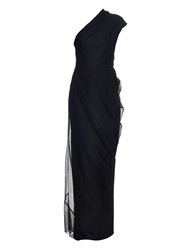 Camilla And Marc Endemic One Shoulder Gown