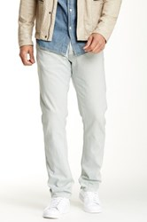 Agave Maverick Slim Cut Straight Leg Button Fly Jean Blue