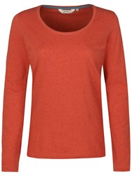 Seasalt Thrifty Jersey Top Carnelian