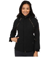 686 Parklan Labrynth Insulated Jacket Black Ripstop Women's Coat