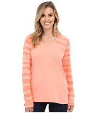 Mountain Hardwear Dryspun Perfect Hoodie Coralescent Women's Sweatshirt Pink