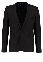 Burton Menswear London Suit Jacket Black