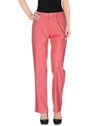 Polo Ralph Lauren Trousers Casual Trousers Women Coral