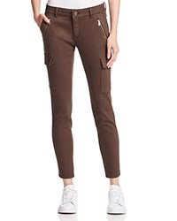 Mavi Jeans Juliette Cargo Pants In Military Sateen