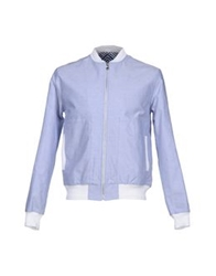 Misericordia Jackets Sky Blue