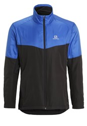 Salomon Escape Sports Jacket Blue Yonder Black