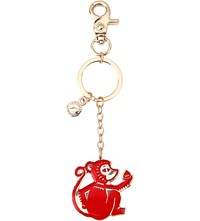 Aspinal Of London Year Of The Red Fire Monkey Keyring