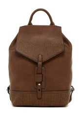Urban Expressions Raven Backpack Brown