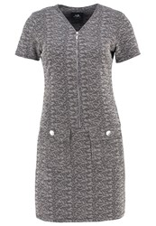 Wallis Summer Dress Grey