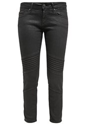 Mavi Jeans Aura Slim Fit Black Black Denim