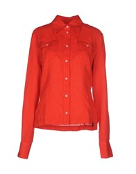 Gianfranco Ferre Ferre' Shirts Shirts Women Red
