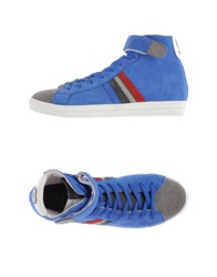 Serafini Sport Sneakers Bright Blue