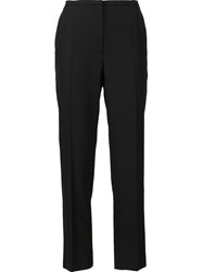 Nina Ricci Slim Trousers Black