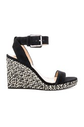 Bcbgmaxazria Lola Wedge Black