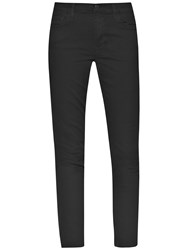 French Connection Skinny Stretch Denim Jeans Black