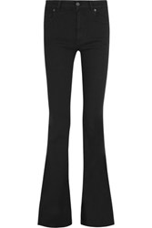 Tom Ford High Rise Flared Jeans Black