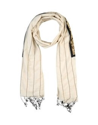Lost And Found Lost And Found Stoles Beige